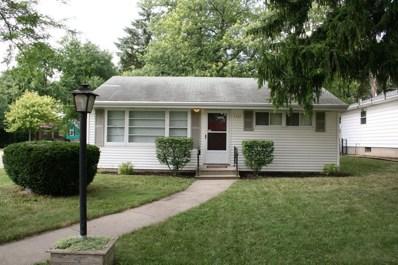 1161 W Marion Street, Joliet, IL 60436 - MLS#: 10040016