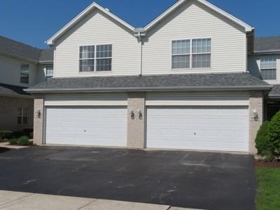 16522 Knottingwood Avenue UNIT 1652, Oak Forest, IL 60452 - MLS#: 10040034