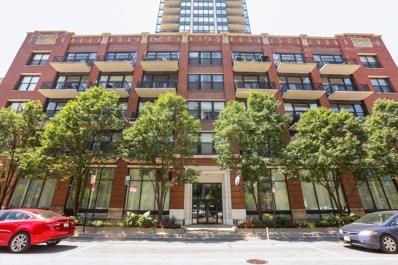 210 S Desplaines Street UNIT 1803, Chicago, IL 60661 - #: 10040101