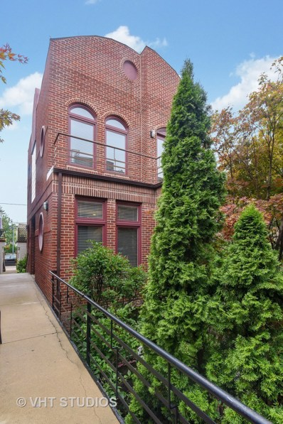 2223 W Wilson Avenue UNIT B, Chicago, IL 60625 - MLS#: 10040173