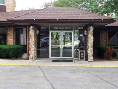 1101 S Hunt Club Drive UNIT 104, Mount Prospect, IL 60056 - MLS#: 10040223