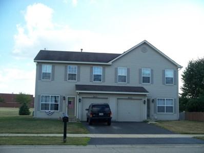 2821 St Annes Drive, Montgomery, IL 60538 - MLS#: 10040329