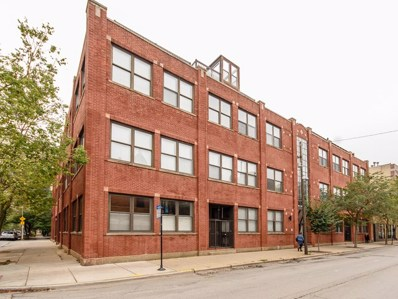 1101 W Armitage Avenue UNIT 210, Chicago, IL 60614 - MLS#: 10040380