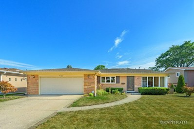 7624 Beckwith Road, Morton Grove, IL 60053 - MLS#: 10040397