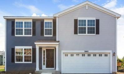 1661 Serenity Drive, Antioch, IL 60002 - MLS#: 10040446