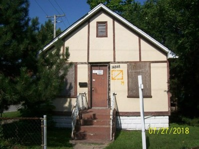 14848 Wood Street, Harvey, IL 60426 - #: 10040513