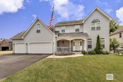 214 Willowwood Drive, Oswego, IL 60543 - MLS#: 10040756