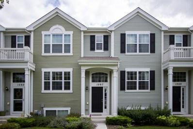 1567 Windward Drive, Pingree Grove, IL 60140 - MLS#: 10041147