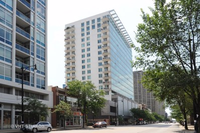 1845 S Michigan Avenue UNIT 1705, Chicago, IL 60616 - MLS#: 10041280