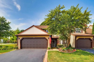 403 Ascot Lane, Streamwood, IL 60107 - #: 10041435