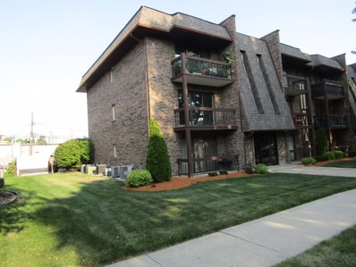 10432 S Keating Avenue UNIT 3A, Oak Lawn, IL 60453 - MLS#: 10041461