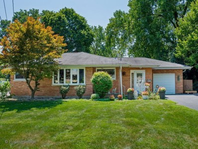 810 Pershing Avenue, Wheaton, IL 60189 - MLS#: 10041468