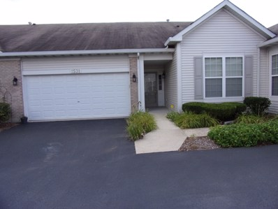 1531 W LUDINGTON Circle, Romeoville, IL 60446 - #: 10041823