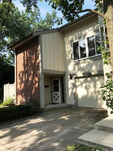 488 Canterbury Trail, Roselle, IL 60172 - #: 10041867
