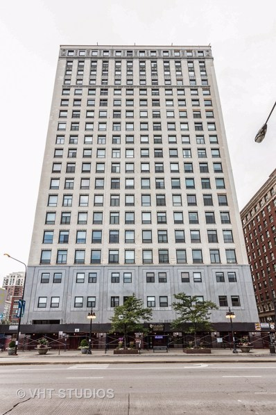 910 S Michigan Avenue UNIT 504, Chicago, IL 60605 - #: 10041876