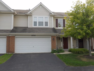 2222 CLAREMONT Lane UNIT 2222, Lake In The Hills, IL 60156 - MLS#: 10041888