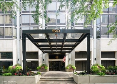 50 E Bellevue Place UNIT 706, Chicago, IL 60611 - #: 10041991