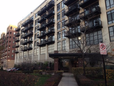 1525 S Sangamon Street UNIT 317-P, Chicago, IL 60608 - MLS#: 10042193