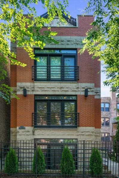 1250 N Wolcott Avenue UNIT 1, Chicago, IL 60622 - MLS#: 10042202