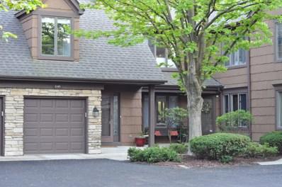 1145 Lacebark Court UNIT 1145, Darien, IL 60561 - MLS#: 10042231