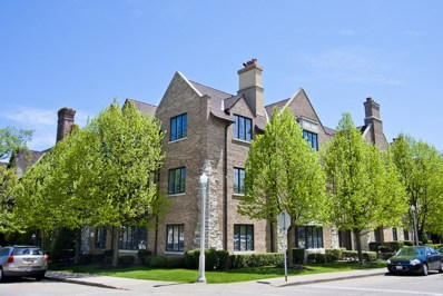 521 Oakwood Avenue UNIT 1A, Lake Forest, IL 60045 - #: 10042265