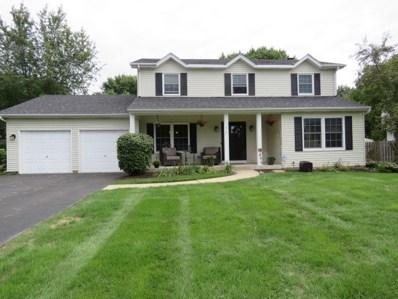 516 Blackhawk Drive, Batavia, IL 60510 - MLS#: 10042267