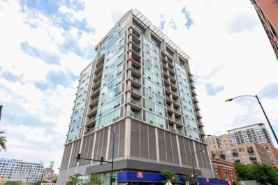 700 W Van Buren Street UNIT 1202, Chicago, IL 60607 - MLS#: 10042312