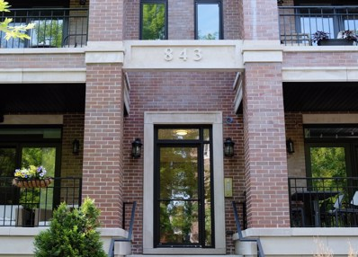 843 W Buckingham Place UNIT 3W, Chicago, IL 60657 - #: 10042326