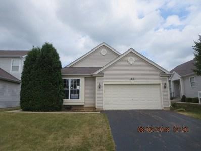45 W VanDermeer Drive, Antioch, IL 60002 - #: 10042675