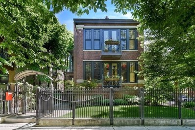 1457 W Addison Street, Chicago, IL 60613 - #: 10042698