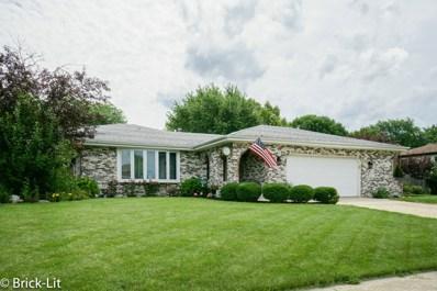 605 Vail Drive, Frankfort, IL 60423 - MLS#: 10042855