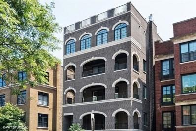 549 W Roscoe Street UNIT 3S, Chicago, IL 60657 - MLS#: 10042898