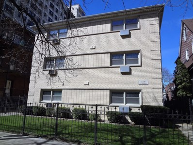1238 W Pratt Boulevard UNIT 1B, Chicago, IL 60626 - MLS#: 10043304
