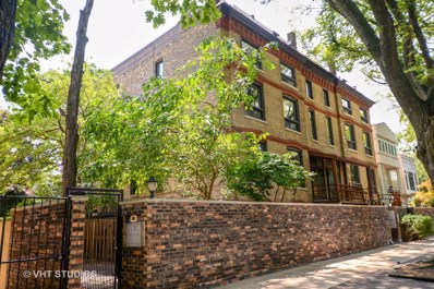 2145 N Lakewood Avenue UNIT 3NR, Chicago, IL 60614 - MLS#: 10043324