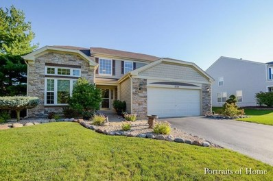 2535 Roseglen Way, Aurora, IL 60506 - MLS#: 10043404