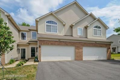 393 Abington Woods Drive, Aurora, IL 60502 - #: 10043419