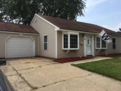 9 E Briarwood Drive, Streamwood, IL 60107 - #: 10043735