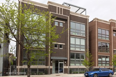 2320 W Belmont Avenue UNIT 1W, Chicago, IL 60618 - #: 10043783