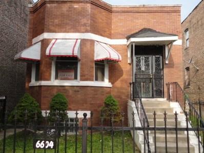 6604 S Paulina Street, Chicago, IL 60636 - MLS#: 10043796