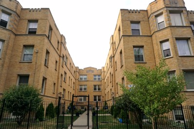 1618 W Wallen Avenue UNIT 2N, Chicago, IL 60626 - MLS#: 10043980