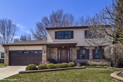 482 Charles Drive, Elk Grove Village, IL 60007 - #: 10044011