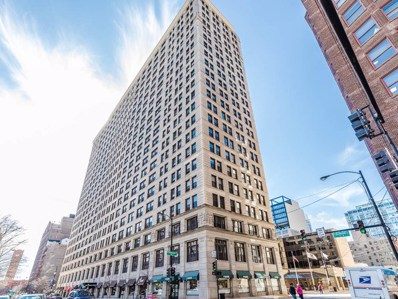 600 S DEARBORN Street UNIT 402, Chicago, IL 60605 - MLS#: 10044012