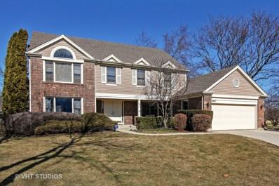 2807 Sandalwood Court, Buffalo Grove, IL 60089 - MLS#: 10044094