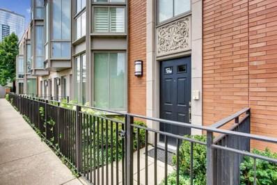 456 E North Water Street UNIT F, Chicago, IL 60611 - #: 10044262