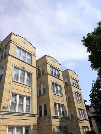 4857 N Bernard Street UNIT 3, Chicago, IL 60625 - MLS#: 10044407