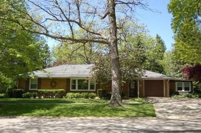 754 Oak Avenue, Lake Bluff, IL 60044 - MLS#: 10044434