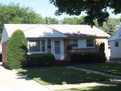 2364 Magnolia Street, Des Plaines, IL 60018 - MLS#: 10044670