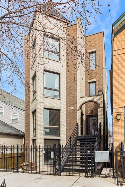 1722 W Beach Avenue UNIT 2, Chicago, IL 60622 - #: 10044781