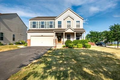 1808 Glacier Ridge Drive, Plainfield, IL 60586 - MLS#: 10044941