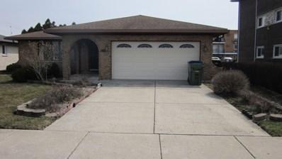 4705 W 106th Place, Oak Lawn, IL 60453 - MLS#: 10045091